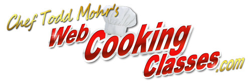 Web Cooking Classes