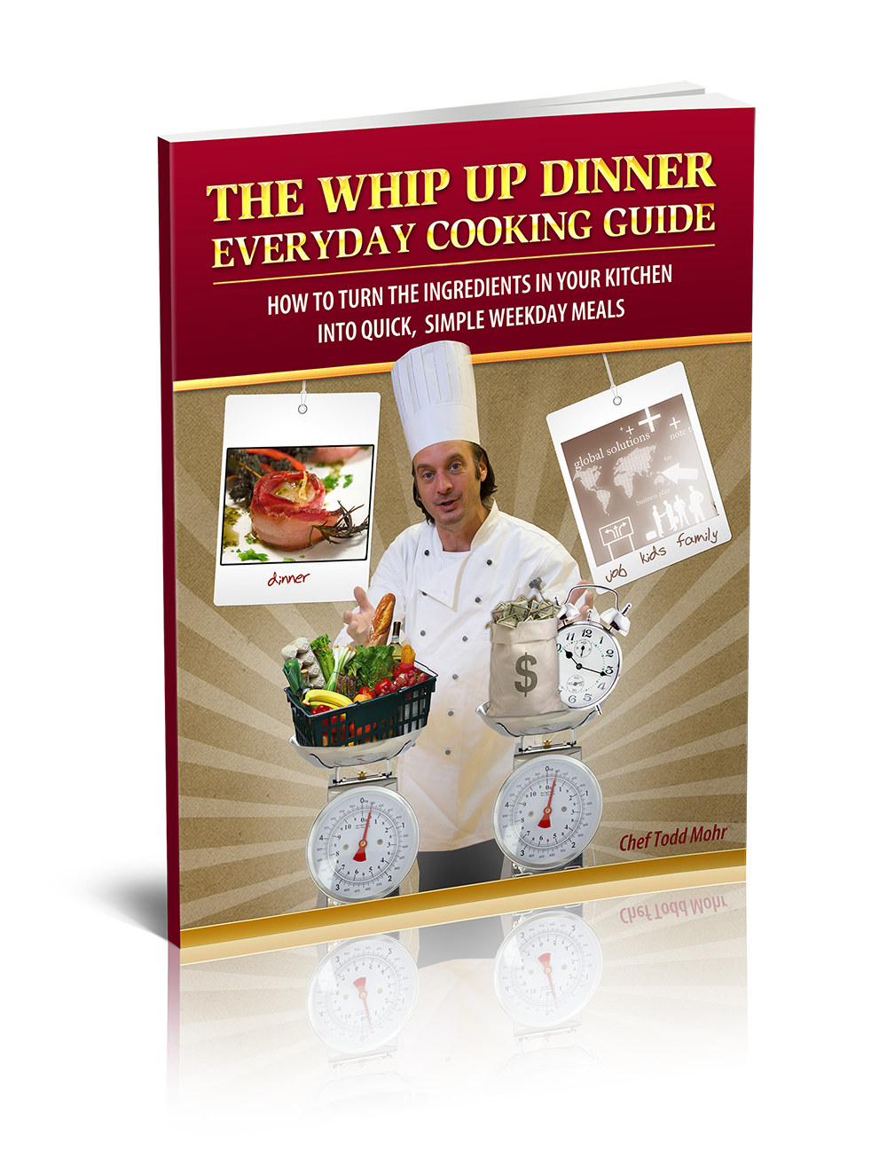 Whip Up Dinner Cooking Guide