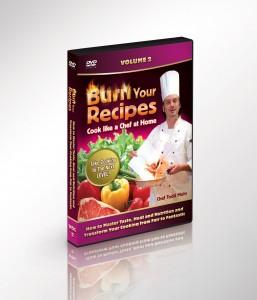 3D Cooking DVDs Vol 2