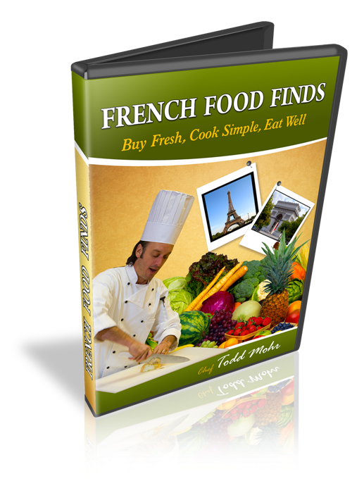 French cooking DVD