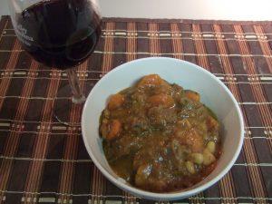 Navarin Lamb Stew