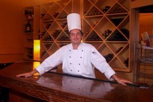 Chef Todd Mohr