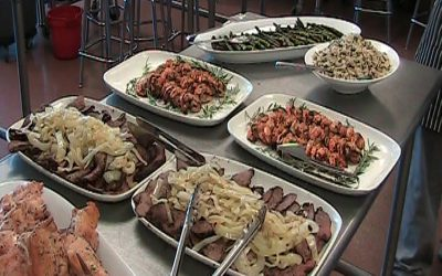 10 Steps To Grilling Taught In Culinary College