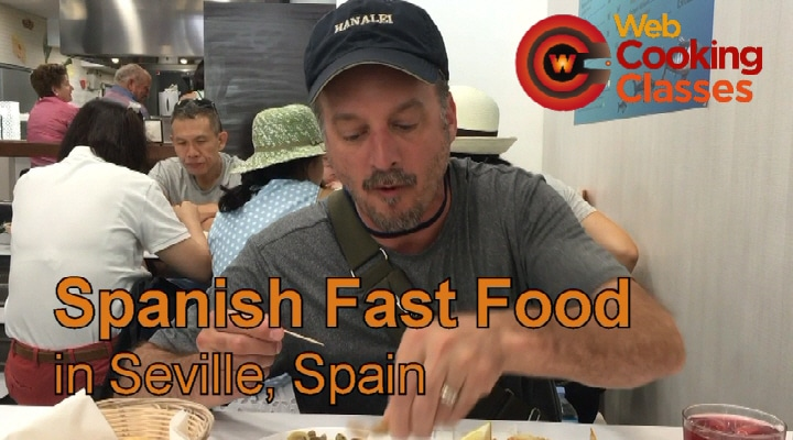 cooking ideas in spain